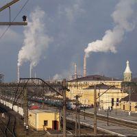 панорама ЦШК, Здолбунов