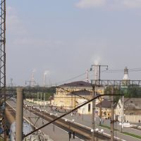 Здолбунів, Залізничний Вокзал - Платформи (Zdolbuniv, Railway Station - Platphorme)., Здолбунов