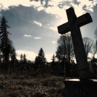 Кладовище в Здолбунові. Район вулиць 8-го березня та Тихої, Здолбунов