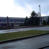 Zorya centr, Клевань