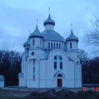 Нова Клеваньська церква, Клевань