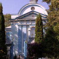 Церква Різдва, Клевань