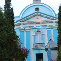 Православний храм в с.Клевень на Рівнинщині, Клевань