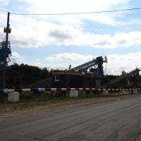 Crushing plant, Клесов