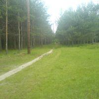 тропинка, Клесов