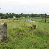 Jewish cemetery over Korchyk, Корец