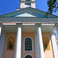 Korets. St. Nicolas Orthodox Cathedral, 1834., Корец