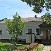 Общежитие лицея,а раньше ,строение входило в дворцовый комплекс кн. Чарторийских., Корец