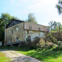 Старое строение с подземельем. Возможно бывшая мельница., Корец