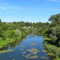 Река Корчик., Корец