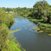 Река Корчик.г. Корец., Корец