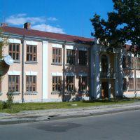 Середня школа N 1 імені Т. Г. Шевченка у Костополі, Костополь