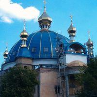 Церква будується, Костополь