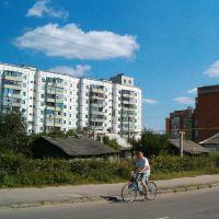 По вулиці Степанській, Костополь