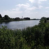 Zamchysko view, Костополь
