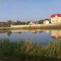 р. Замчисько, Костополь