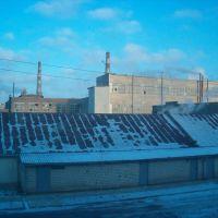 Залишки колись великого заводу, Костополь