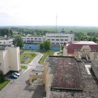 Back road, Кузнецовск
