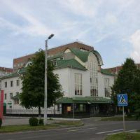 Green roof, Кузнецовск