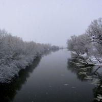 Р. Стыр-зимой., Кузнецовск