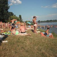 Млинівський пляж, Млинов