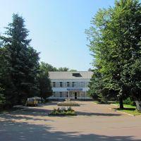Поликлиника в Млинове., Млинов
