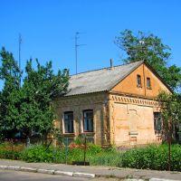 Интересный домик..., Млинов