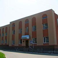 Музыкальная школа в пгт. Млинов., Млинов