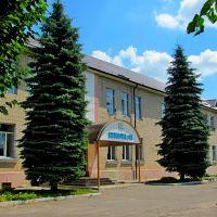 Средняя школа № 1.пгт. Млинов., Млинов