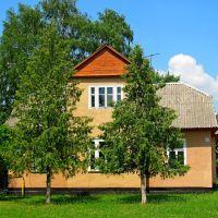 Стоматполиклиника в пгт. Млинов., Млинов