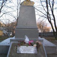 Пам'ятник Шевченку 2007, Острог