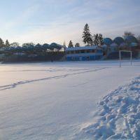 Стадіон, Зима, Острог