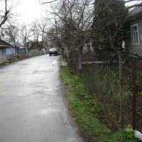 вулиця Куліша Kulish street, Острог