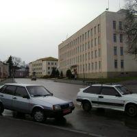 Пошта, Острог
