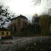 Весна, Замок, Собор, Острог