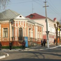Старі будинки в Острозі, Острог