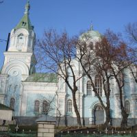 Church in Nove Misto, Ostroh, Острог