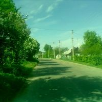 Татарська, Острог