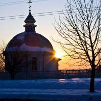 church in Chernyaka str., Ровно