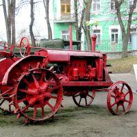 """Первый трактор""""Универсал"""", Ровно"""