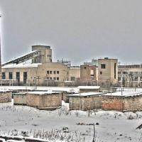 завод стройиндустрия, Сарны