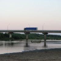 мост через р.Случь (трасса М07 Ковель-Киев), Сарны