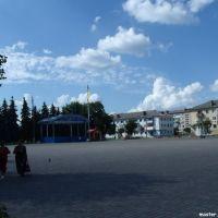 Площадь, Сарны