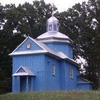 Церква Різдва Пресвятої Богородиці, Church of Christmas of The Most Holy Our Lady, Червоноармейск