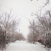 winter, Ахтырка