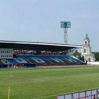 Stadion Стадион Нефтяник, Ахтырка