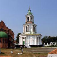 Pokrovskiy cathedral, Ахтырка