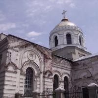 церковь ахтырского гусарского полка, Ахтырка