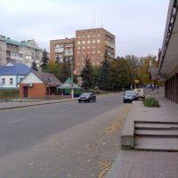 Почти центр, Ахтырка