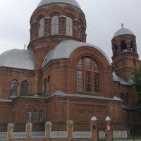 Красивая церковь, Ахтырка